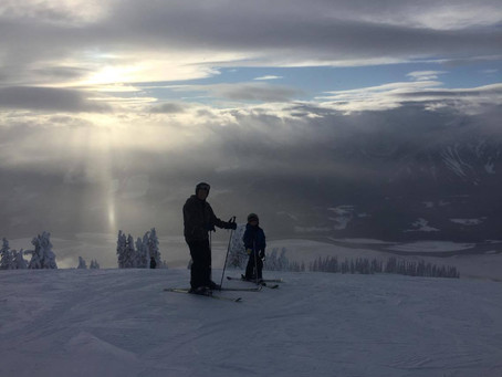 Skiing in Revelstoke: We're Stoked!