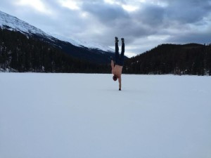 Handstand, Jasper