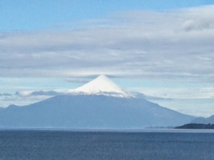 Southern Chile in all its glory - Osorno Volcano