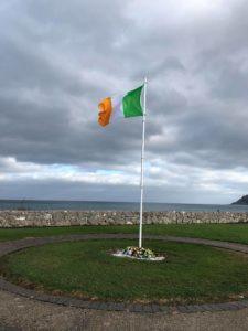 Ireland Flag  Border
