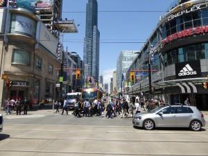 Yonge Street - The longest street in the world!