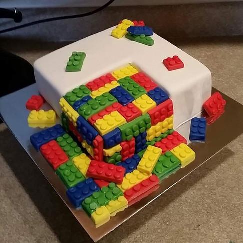 Logos Cake