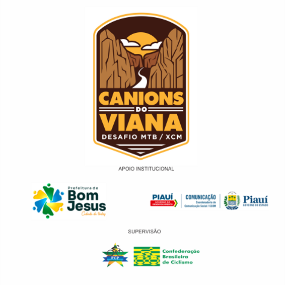 DESAFIO CANIONS DO VIANA - COPA SUL DE MOUNTAIN BIKE - FCP