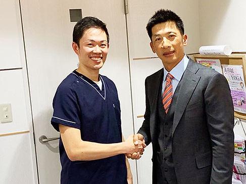 伊丹先生と緒方監督