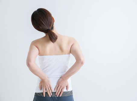 腰椎分離症について