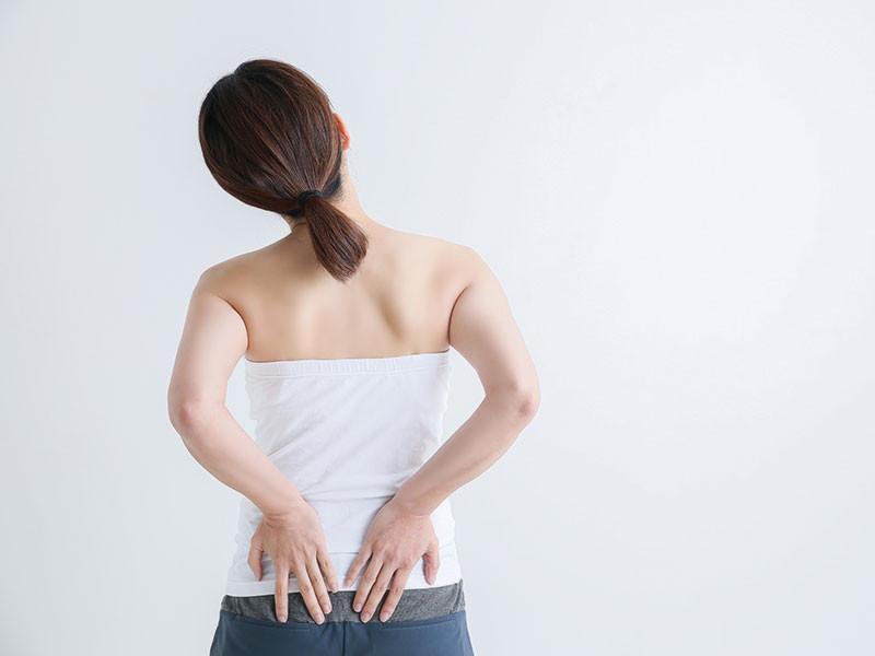 中学生高校生に多い腰椎分離症