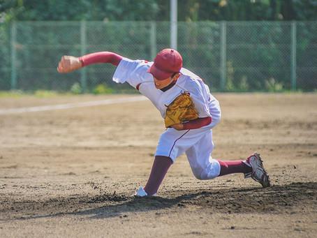 野球肩とは