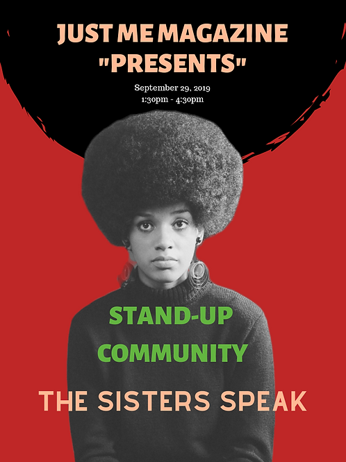 Stand-Up Community Program Booklet