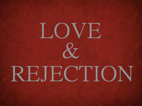 Rejection & Fear