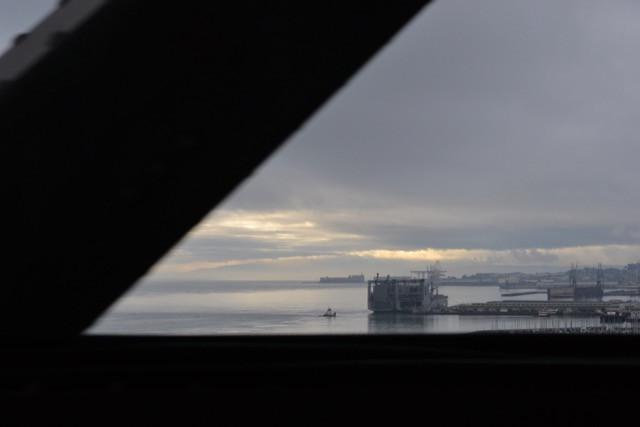 San Francisco Bay from the Bridge