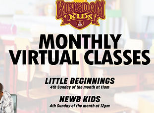 KK MONTHLY CLASSES UPDATED - JANUARY 202