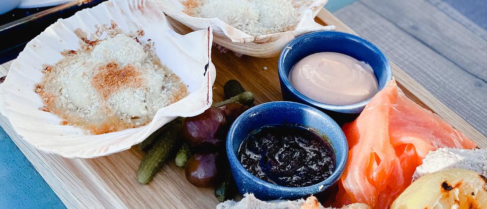 Rock Salt Seafood Platter
