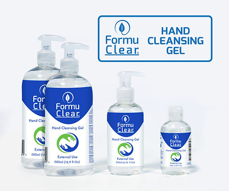 FORMUCLEAR HANDS CLEANSING KIT