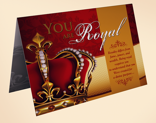 You are Royal