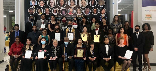South Suburban Mayor Patty Eidam Presented with Distinguished International Award