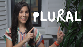 How to Form the Plural in Portuguese