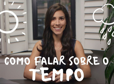 How to Talk About the Weather in Portuguese