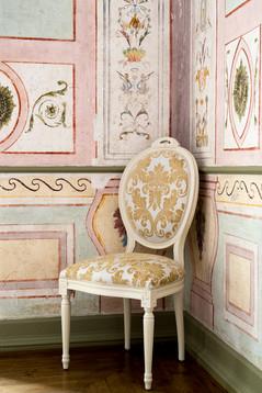 Detail of meeting room