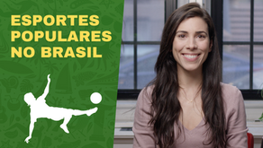 Popular Sports in Brazil