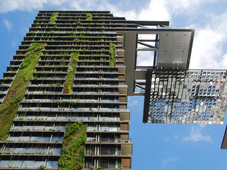 Arquitetura sustentável num clima em mudança