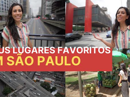 My Favorite Places in São Paulo