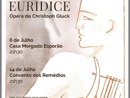 Ópera Orfeo ed Eurídice na Radio Renascença