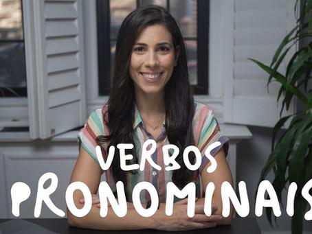 Pronominal & Reflexive Verbs in Portuguese
