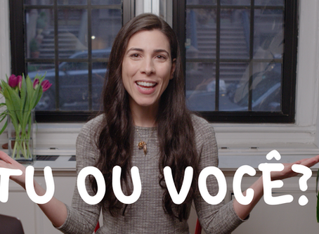 Tu ou Você? What is the difference?