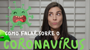 How to talk about coronavirus in Portuguese.