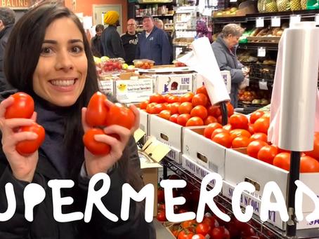 Vocabulário de Supermercado