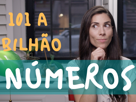 Numbers in Portuguese 101-1 billion