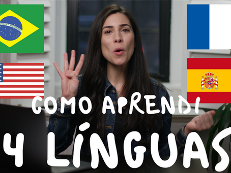 How I Learned 4 Languages