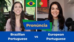 Brazilian Portuguese vs European Portuguese - Pronunciation Differences