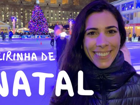 Brazilian Portuguese Vocabulary: Christmas Market