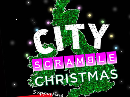 Coventry City Scramble, Saturday 12 December free places for RunWithIan Customers