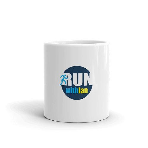 RunWithIan Glossy Mug