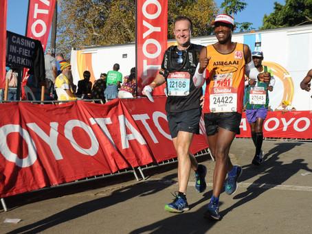 Comrades Marathon 2019 Race Report