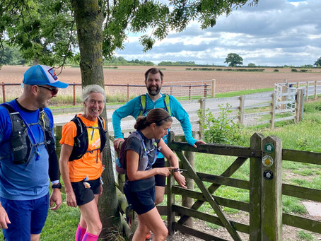 4 October 2020 - Guided Trail Marathon, only 4 places left!