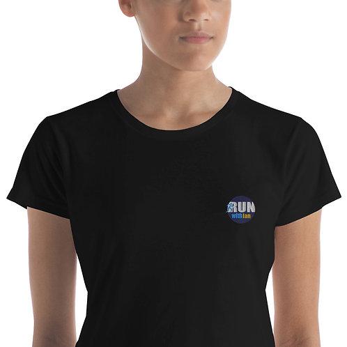 RunWithIan Women's Short Sleeve T-shirt