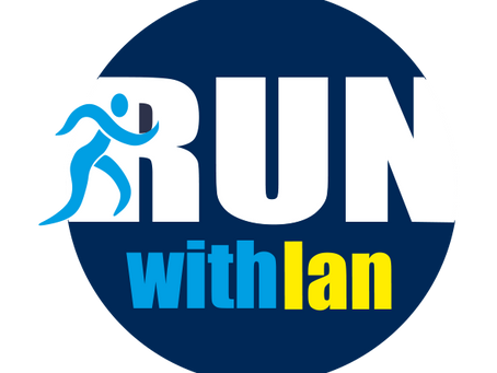 What's on this week at RunWithIan?