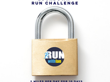 Countdown out of lockdown Challenge launched - Starts March 20th. Early bird pricing available...