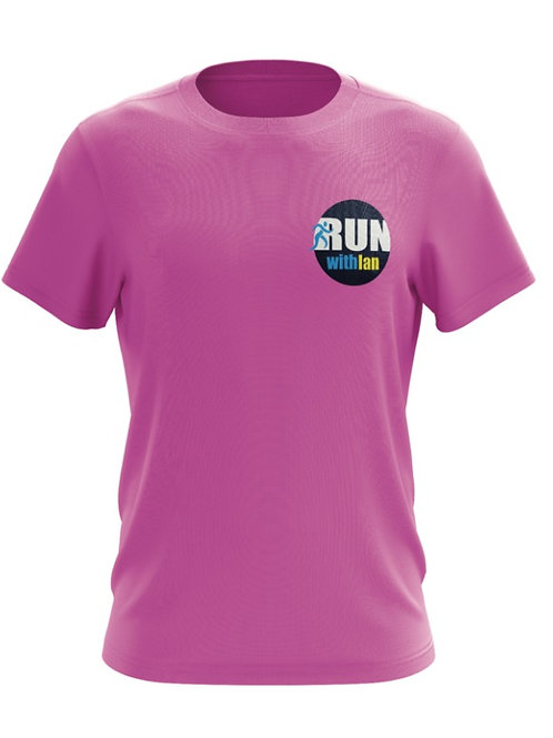 RunWithIan Technical T-Shirt