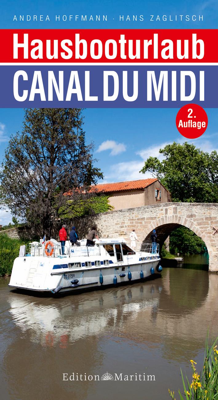 Hausbooturlaub Canal du Midi - DE to EN.