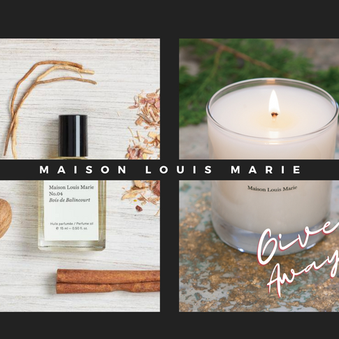 Maison Louis Marie IG Giveaway