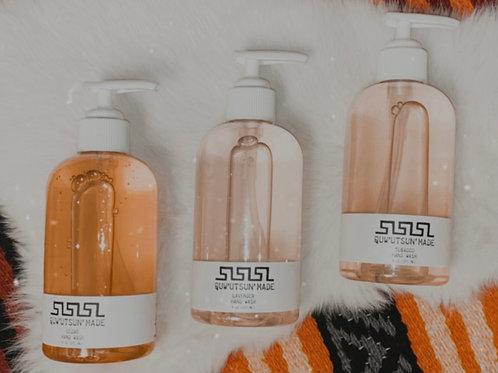 8oz Organic Hand Wash