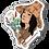 Thumbnail: Poyomi x Quw'utsun' Made Acrylic Pin