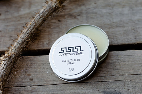 1oz Devil's Club Salve