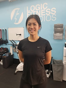 Personal Trainer Robin Lee