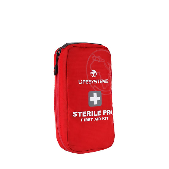 Lifesystems Pro Sterile First Aid Kit Front View