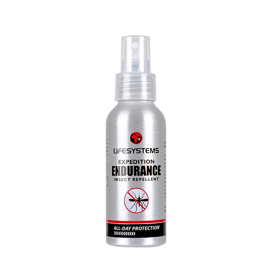 Lifesystems Expedition Indurence Deet Spray